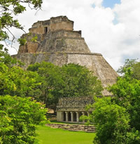 Yucatan, Mexico New Year's Gay Tour