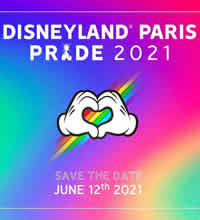 Magical Pride Disneyland Paris 2021