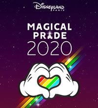 Magical Pride Disneyland Paris 2020