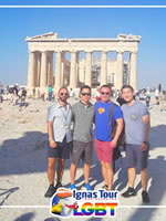 Gay Greece Grand Tour