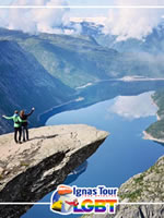 Norwegian Fjords Gay Tour