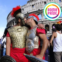 Rome Gay Pride 2018 Weekend Tour