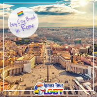 Rome Gay City Break Tour