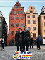 Stockholm Sweden Gay Tour