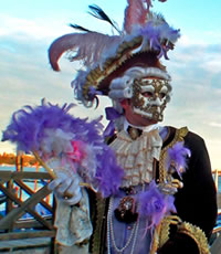 Venice Carnival 2018 Gay Tour
