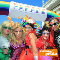 Vienna Rainbow Parade 2018 Gay Weekend Tour