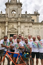 Puglia Italy Gay Bike Tour