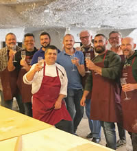 Puglia Italy Gay Singles Foodies Tour