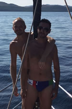 Aeolian Islands Sicily Gay Sailing Cruise