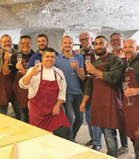 Salento Italy Gay Foodies Tour