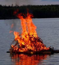 Finland Midsummer Celebration Gay Holidays