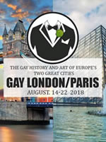 Paris & London Gay Tour