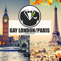 London & Paris Gay Tour