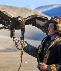 Mongolia Golden Eagle Festival Gay Tour