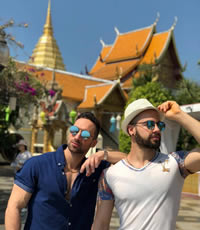 Thailand Temples & Beaches Gay Luxury Tour