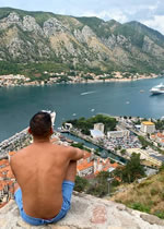 Croatia & Montenegro Gay Hiking Tour