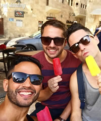Tel Aviv Pride 2018 Gay Group Tour