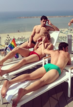 Tel Aviv Gay Pride 2019 Tour