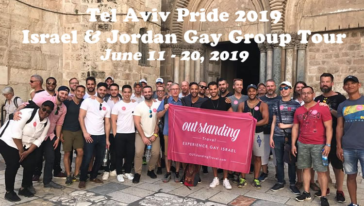 Explore the spirituality of Jerusalem and the spectacular gay vibe of Tel Aviv