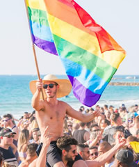 Israel Tel Aviv Pride 2020 Gay Group Tour