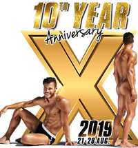 XLSior Mykonos 2019 Gay Tour