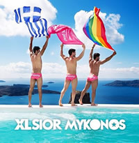 XLSior Mykonos 2018 Gay Weekend Tour