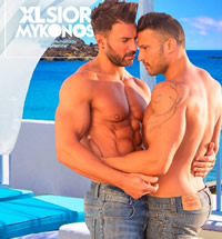 XLSior Mykonos 2020 Gay Tour
