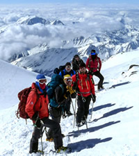 Elbrus Caucasus Gay Expedition Tour