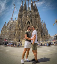 Barcelona Gay Weekend Tour