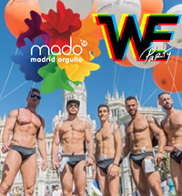 Madrid Gay Pride 2019 Holiday Package