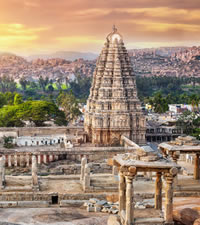 Karnataka - Heritage of Southwest India Gay Tour