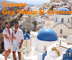 Europe Gay tours & cruises