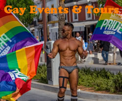 Gay Events and Tours